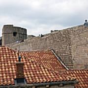 Dubrovnik View 4 Poster
