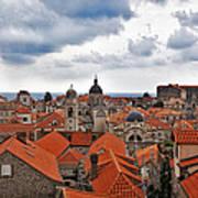 Dubrovnik View 7 Poster