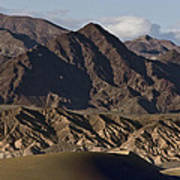 Dunes Of Death Valley Poster