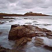 Dunstanburgh Castle II Poster