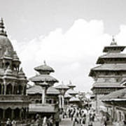 Durbar Square Patan Poster