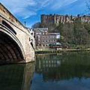 Durham Castle Poster