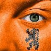 Dutch Lion - Coat Of Arms Poster