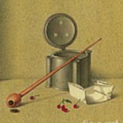 Dutch Still Life Poster