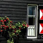 Dutch Window Poster