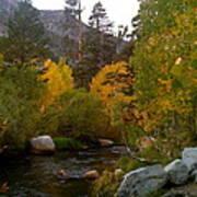 Eastern Sierras Poster