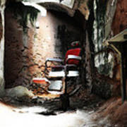 Eastern State Penitentiary - Barber's Chair Poster
