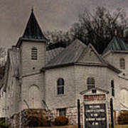 Ebenezer Arp Church Poster