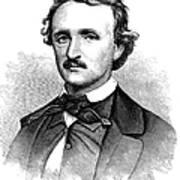 Edgar Allan Poe (1809-1849) Poster