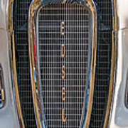 Edsel Grille Poster
