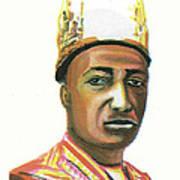 Edward Frederick Mutesa II Poster