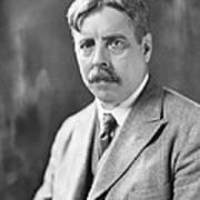 Edward Thorndike, American Psychologist Poster