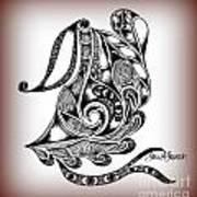 Egyptian Labyrinth Poster