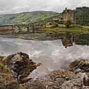 Eilean Donan Castle 2 Poster