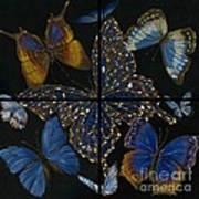 Elena Yakubovich Butterfly 2x2 Poster