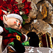 Elf On Shelf Poster