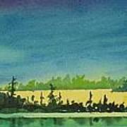 Elk Island Sundown 2 Poster