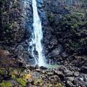 Ellenborough Falls Poster