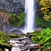 Elowah Falls 2 Poster