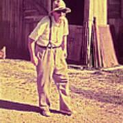 Elwood - Farmer Poster