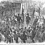 Emancipation, 1863 Poster by Granger