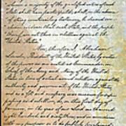 Emancipation Proc., P. 2 Poster by Granger