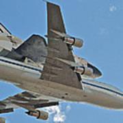Endeavour's Last Flight Iv Poster