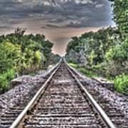 Endless Tracks Poster