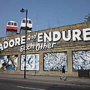 Endure Poster