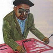 Engelbert Mveng Poster