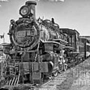 Engine 593 Poster