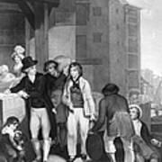 England: Merchant, 1800 Poster