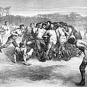 England: Rugby (1871) Poster