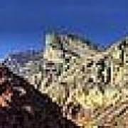 Enjoying Red Rock Canyon Poster