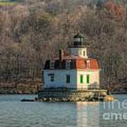 Esopus Meadows Lighthouse I Poster