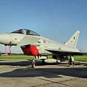 Eurofighter Ef2000 Typhoon Poster