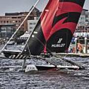 Extreme 40 Team Alinghi 2 Poster