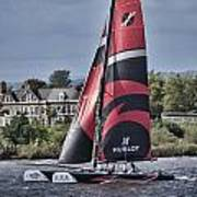 Extreme 40 Team Alinghi Poster