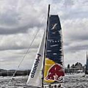 Extreme 40 Team Red Bull Poster
