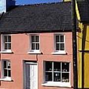 Eyries Village, West Cork, Ireland Poster