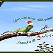 Ezekiels Christmas Poster