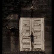 Factory Door Poster