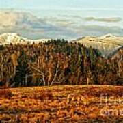 Fall Landscape-hdr Poster