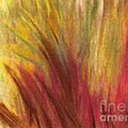 Fall Prairie Grass By Jrr Poster by First Star Art