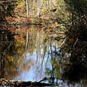 Fall River Undertones Poster