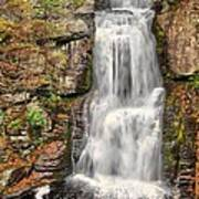 Falls At Bushkill Poster