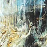 Fantasy Storm Poster by Linda Sannuti