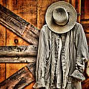 Farmer's Wear Poster by Pat Abbott