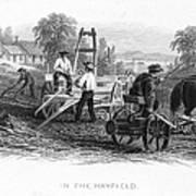 Farming, C1870 Poster