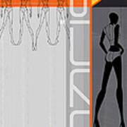 Fashion Dance Poster